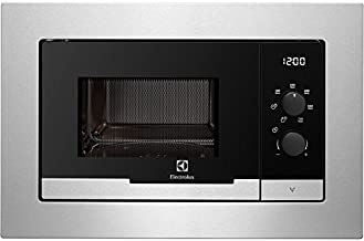 Microondas integrable Electrolux EMM20117OX con capacidad de 20 litros