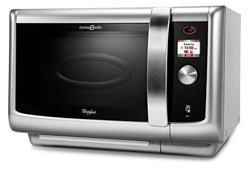 Cucina Barilla CB 15 SL Piano di lavoro Microonde combinato 29L 1000W Argento forno a microonde