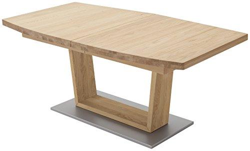 Robas Lund, Tisch, Esszimmertisch, Cantania B, Wildeiche/Massivholz,  140 x 90 x 77 cm, CAN14AWE
