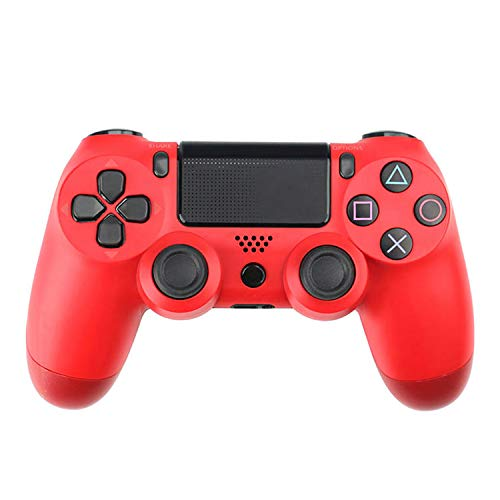 PS4 Wireless Controller für Playstation 4 Touch Panel Touch Panel für PlayStation4 für Sony Dualshock 4 Controller, rot