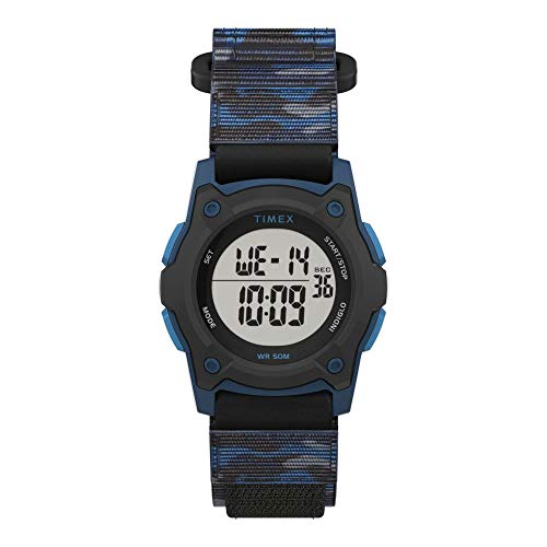 Timex Kids Digital 35 mm Black Watch TW7C77400