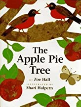 The Apple Pie Tree by Zoe Hall Big Book, Audiocassette, and Paperback Set (Includes 1 BB, 7 PB's, 1 Audio cassette and hanging bag)