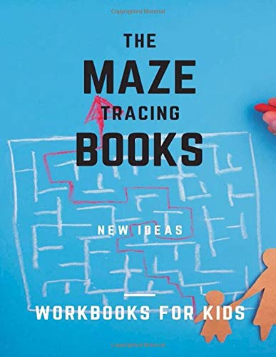 Maze Tracing Books: Learning Resources Maz
