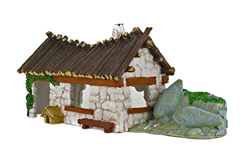 Plastoy -Asterix-Obelix´S House + 2 Figures 3