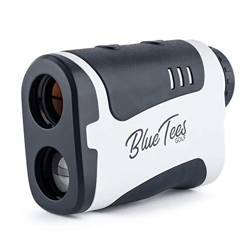 Blue Tees Golf Series 1 Sport Slope Laser Rangefinder for Golf 650 Yards Range - Slope Measurement, Flag Lock Technology with Pulse Vibration, 6X Magnification