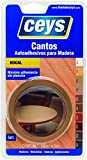 Ceys 851302 - Rollo 5M. Canto De Melamina Nogal 851302