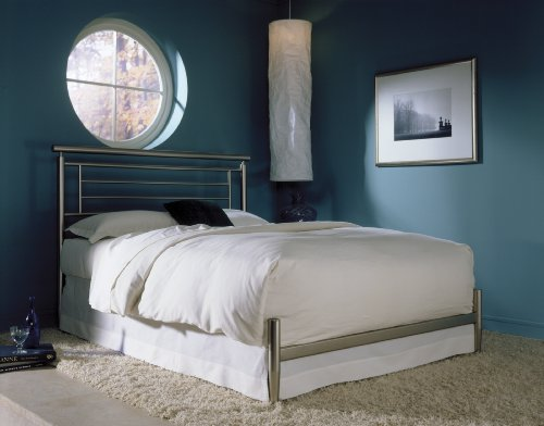 """Hot Sale King Chatham Bed with Frame (Satin) (48""""H x 79.75""""W x 81.75""""D)"""