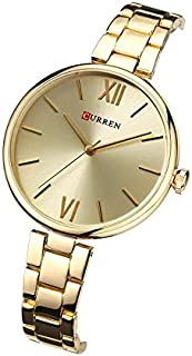 Curren Casual Watch For Women Analog Stainless Steel - 9017