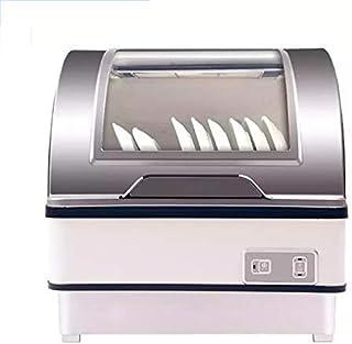 WZLJW Lavavajillas porable Mini Capaz Top DishAsher con una Sola pulsación del botón, FulAutoAtiIntelligent DishAsher, bajo OpeAting Ruido de la Cocina del hogar ggsm