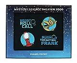 Dark Horse Deluxe Mystery Science Theater 3000 Enamel Pin Set