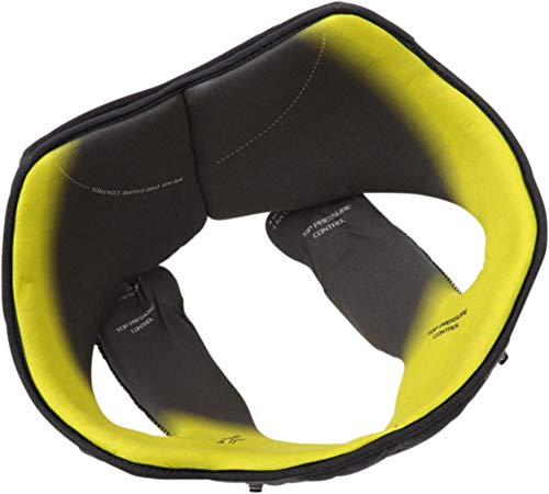AGV Crown Pad Pista GP R (MS) Yellow