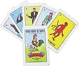 Original Mexican Loteria Deck - Bingo Game Deck of Cards