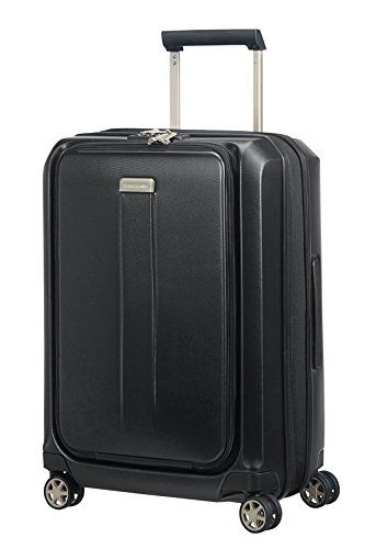Samsonite Prodigy Spinner 55 Expandable - 2,9 kg, Cabin Luggage, 55 cm, 47 L, Black