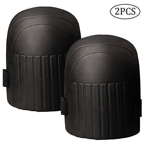 nuoshen Kneepads, Garden Durable Knee Pads Waterproof EVA Foam Kneepads Knee Protectors With Adjustable Strap