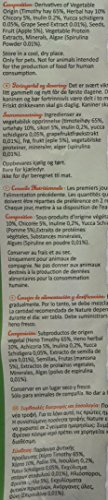 Nature Kaninchen | Getreidefreies Kaninchenfutter | Mit getrockneten Kräutern & kanadischem Timothy Heu | Ohne Konversierungsstoffe | 3 kg - 7