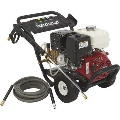 Northstar Gas Cold Water Portable Pressure Washer Power...