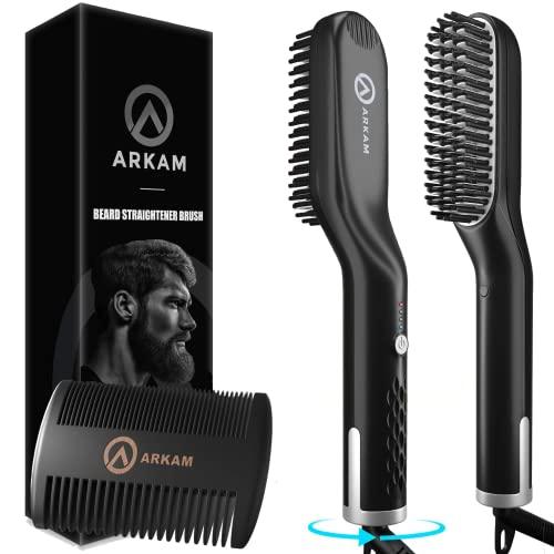 Arkam Premium Beard Straightener