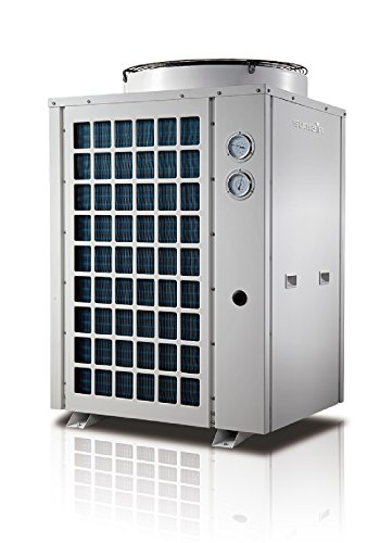 Heat pump for swimming pool by ECOPROPULSION pool heater heat pump, air source heat pump for...