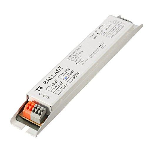 Preisvergleich Produktbild MYAMIA Ac 220-240V 2x36W Breitspannung T8 Electronic Ballast Leuchtstofflampe Balla