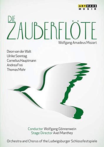 MOZART: Die Zauberflöte (live from Ludwigsburger Schlosstheater, 1992)
