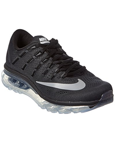 Nike AIR MAX 2016 womens running-shoes 806772-001_5 - BLACK/WHITE