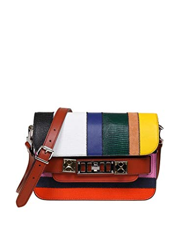Proenza Schouler Luxury Fashion Donna H000078025 Multicolor Borsa A Spalla | Primavera Estate 19