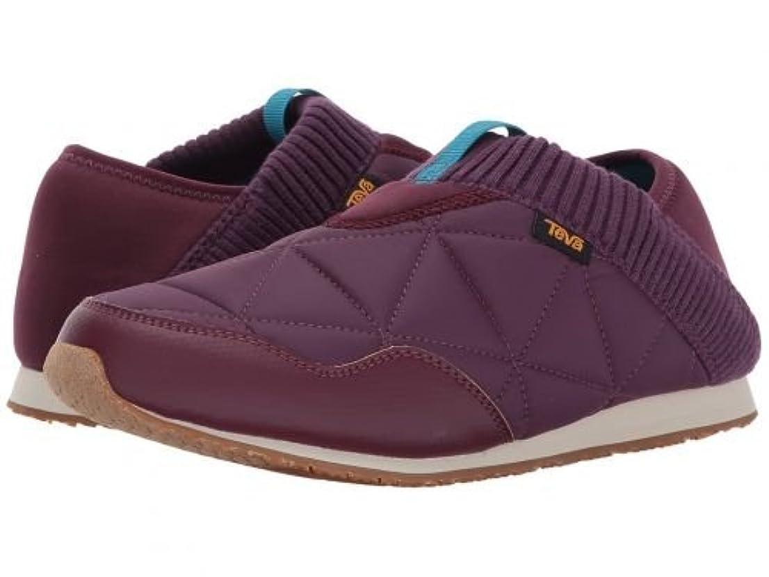 構想するクック保安[テバ] レディース 女性用 シューズ 靴 スニーカー 運動靴 Ember Moc - Fig [並行輸入品]