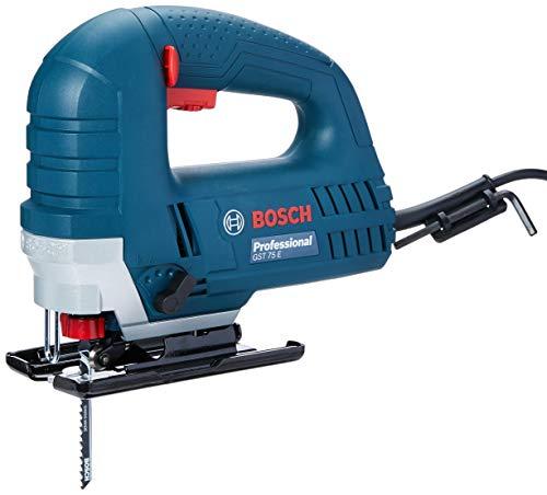 Serra Tico-Tico Bosch GST 75 710W 127V, com 1 Lâmina de serra