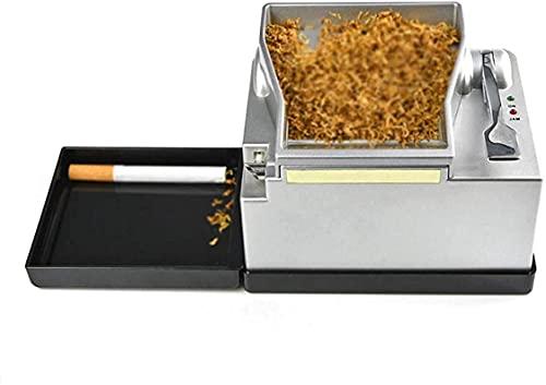 HYLK LSWY Máquina de cigarrillos eléctrica fácil automática haciendo máquina de balanceo tabaco inyector electrónico fabricante rodillo herramienta de fumar
