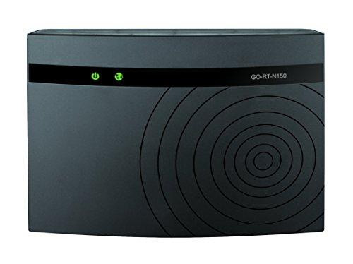 D-Link GO-RT-N150 Wireless Easy Router (met Wireless N-technologie)
