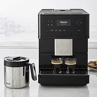 Miele CM6150 Countertop Coffee Machine, Obsidian Black