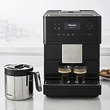 Miele CM6150 Countertop Coffee Machine, Medium, Obsidian Black