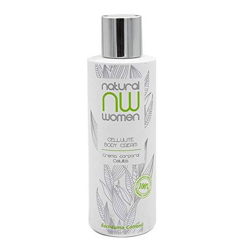 Natural Women Cellulite Body Cream, Crème anticelulítica – 300 ml
