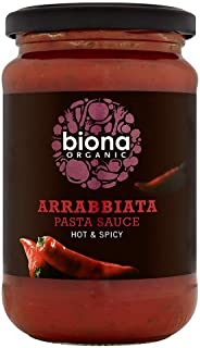 Biona Organic Arrabbiata Pasta Sauce, 350g