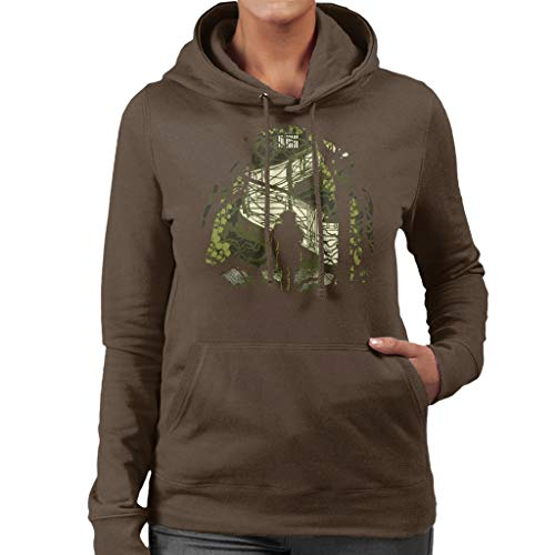 Cloud City 7 Alan Parrish Vines Jumanji Women's Hooded Sweatshirt