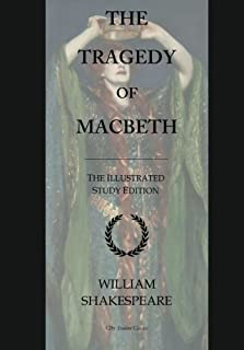 The Tragedy of Macbeth: GCSE English Illustrated Student Edition with wide annotation friendly margins