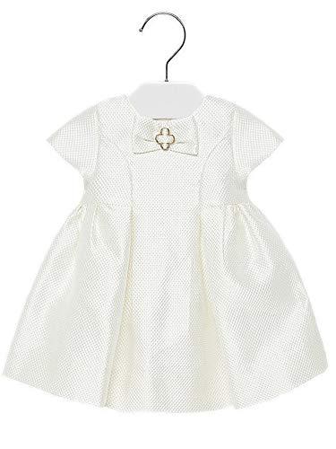 Mayoral 19-02908-087 - Vestido para bebé niña 18 Meses