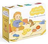 I piccoli Montessori. Il mio cofanetto sensoriale. Con Prodotti vari