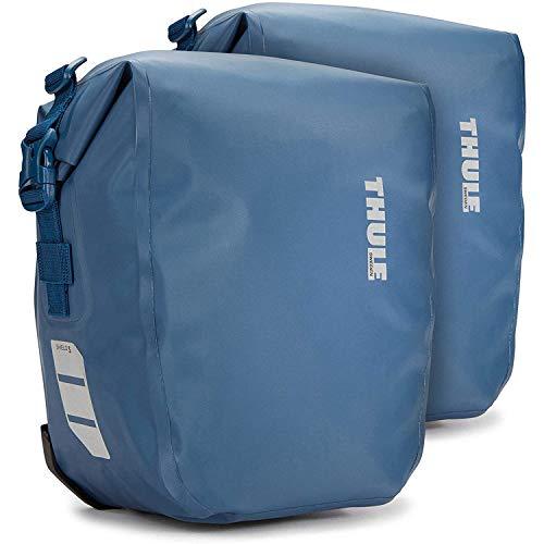 Thule 3204206 Shield Pannier Blue fietstassen 2x13L waterdichte tas