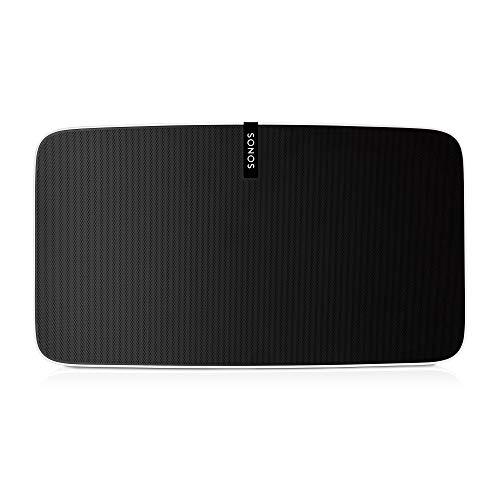 Sonos PLAY:5 I Klangstarker Multiroom Smart Speaker für Wireless Music Streaming (weiß) - 3