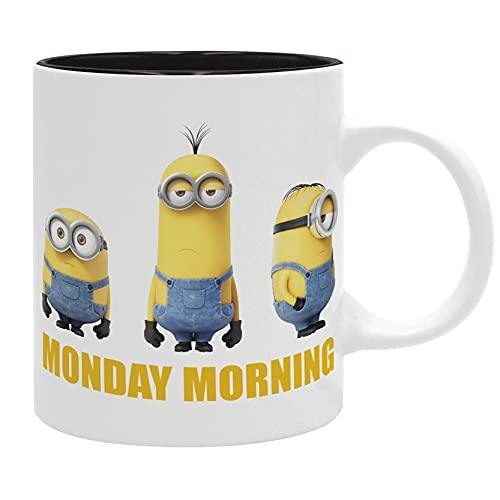 Minions - Friday vs Monday - Tasse