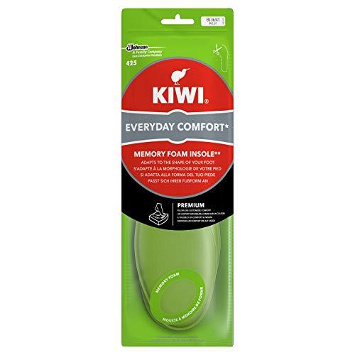 Kiwi Soletta Memory Foam, per Scarpe Donna, Taglia 36-41 EU