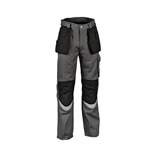 Cofra 40-00V01502-26 - Pantalones, unisex, color negro antracita, talla 42 ES (48EU)