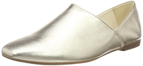Vagabond Damen Ayden Pantoletten, Gold (Light Gold), 37 EU