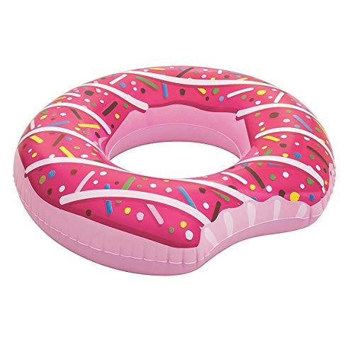 Bestway Schwimmring, Donut, ab 12 Jahren, 107 cm (1x Pink)