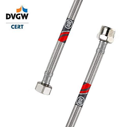 DVGW geprüfter Flexschlauch 3/8