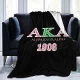 Blanket AKA Ultra-Soft Micro Flannel Throw Blanket All Season Warm Sofa Quilt 60 X 50 Inch for Women Girls Kids Adults