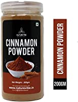 Naturevibe Botanicals Organic Cinnamon Powder - 200gms | Dalchini | Keto Friendly