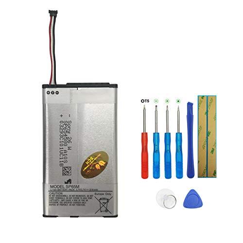 swark batería SP65M para PlayStation Vita, PS Vita PCH-1006, PCH-1004, PCH-1104 2210mAh con herramientas