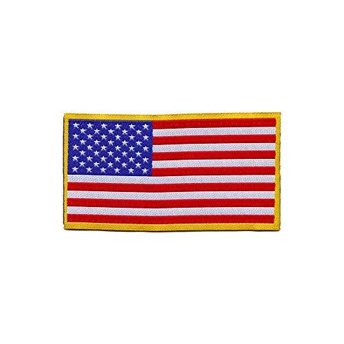 Quattroerre 14503 - Parche adhesivo bandera EE.UU